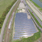 小竹ソーラー発電所