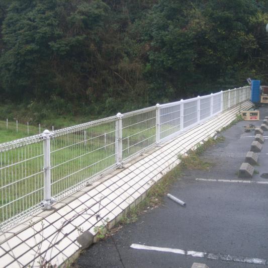 フェンス取換工事