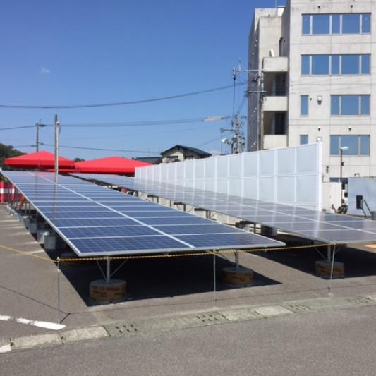 さつま川内ソーラー発電所